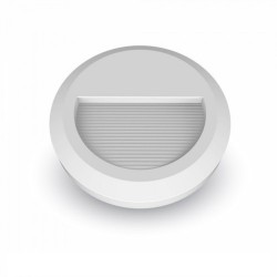 Baliza Led 2W BLANCO IP65