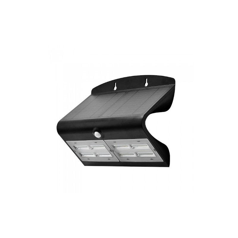 Aplique Led Solar 7W IP65