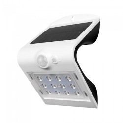Aplique Led Solar 1.5W IP65