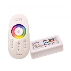 Controlador Táctil RGBW 12/24V