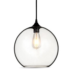 Lámpara Globo CRISTAL
