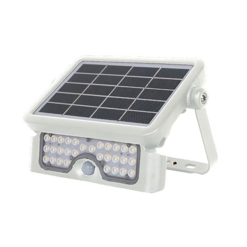 Foco Led Solar 5W IP65 Blanco
