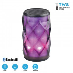 Altavoz Bluetooth con Led...