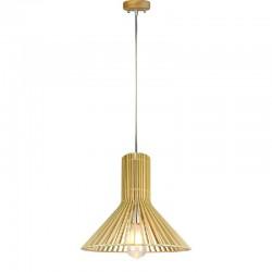 Lámpara MADERA Ø350mm