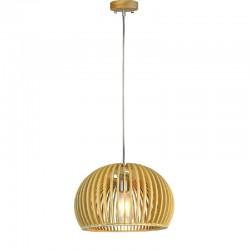 Lámpara MADERA Ø330mm