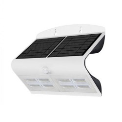 Aplique Led Solar 7W IP65