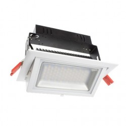 Downlight Empotrable 60W