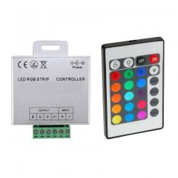 Controlador RGB 12/24V