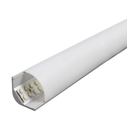 Perfil Aluminio 2m Angular